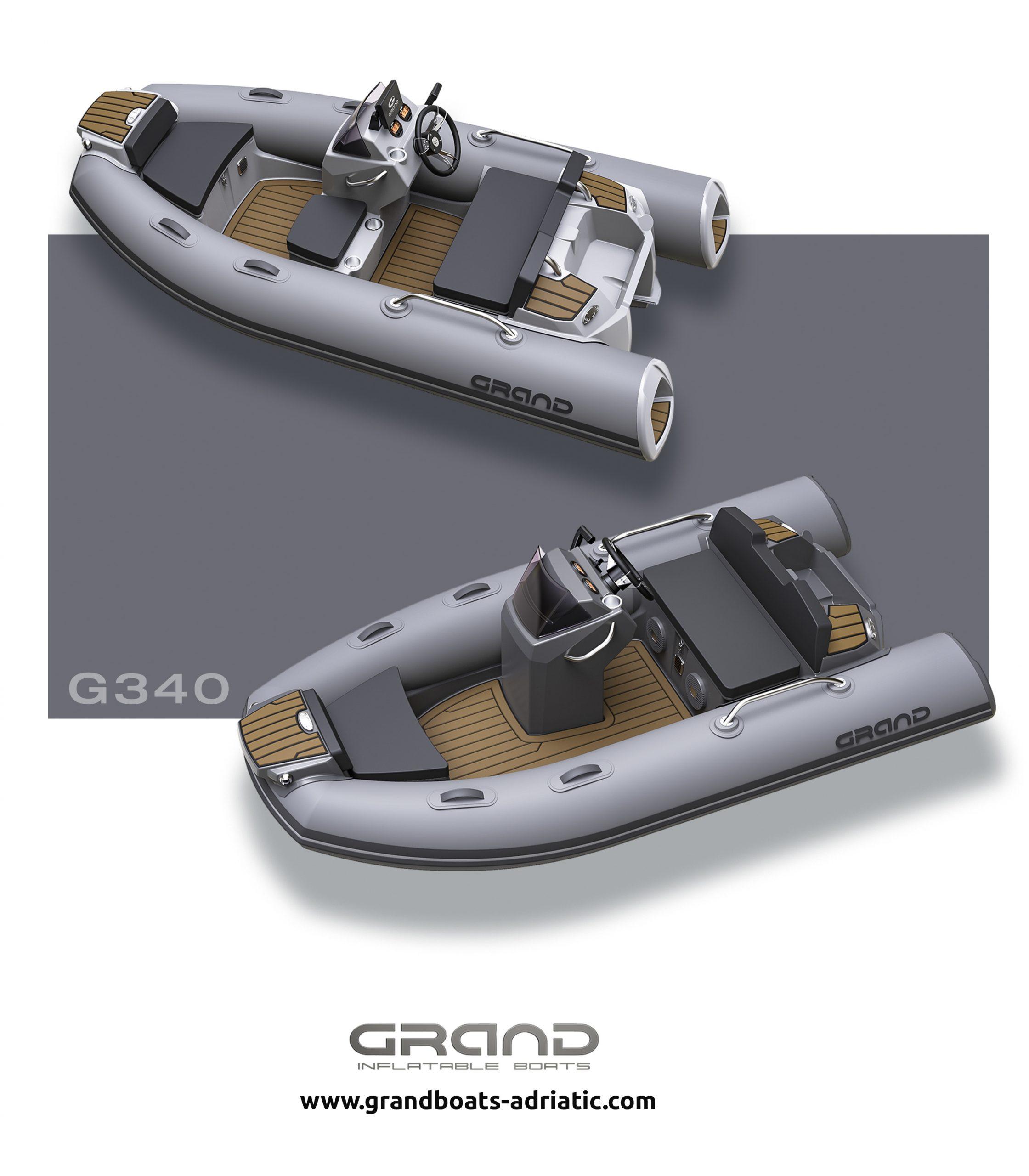 GRAND G340 predstavitev